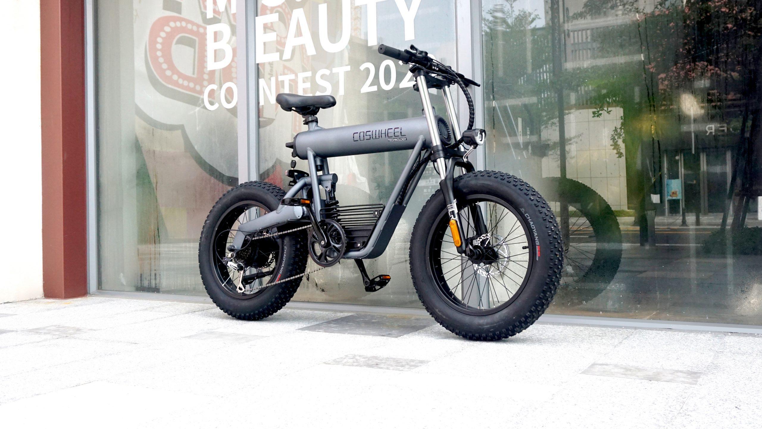 high class electric bike for commuting