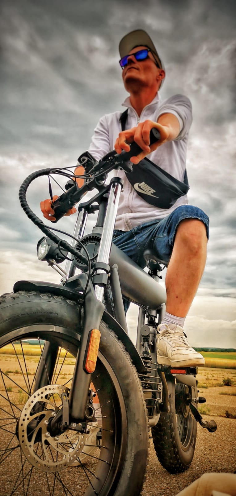 high class electric bike for travel